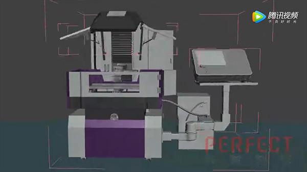 广东完美时空数字科技-三维机械动画案例